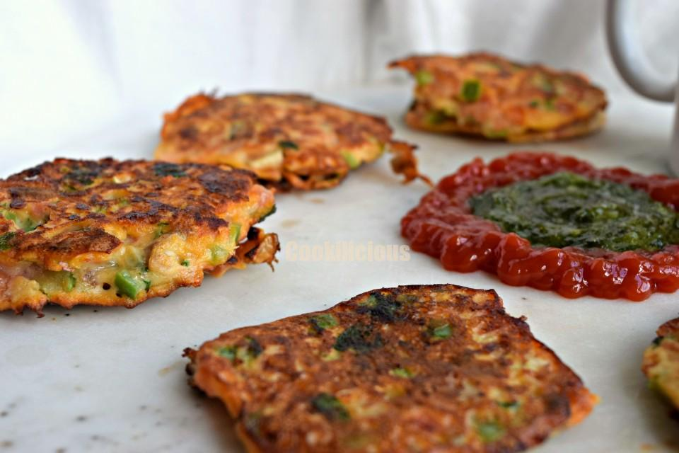 Mini Veggie FrittersAppetizers & Snacks Power Breakfasts