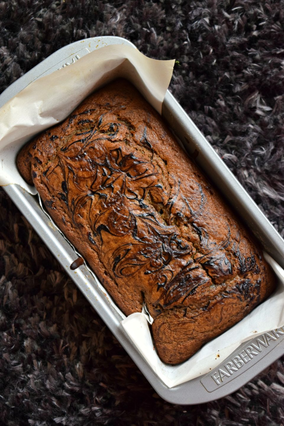 Whole Wheat Chickoo Fig Bread CakeDesserts