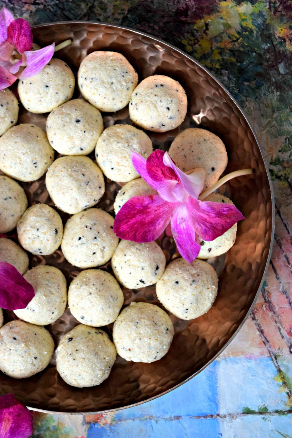 Chocolate Rava Laddu - No Cook Recipe for DiwaliDesserts