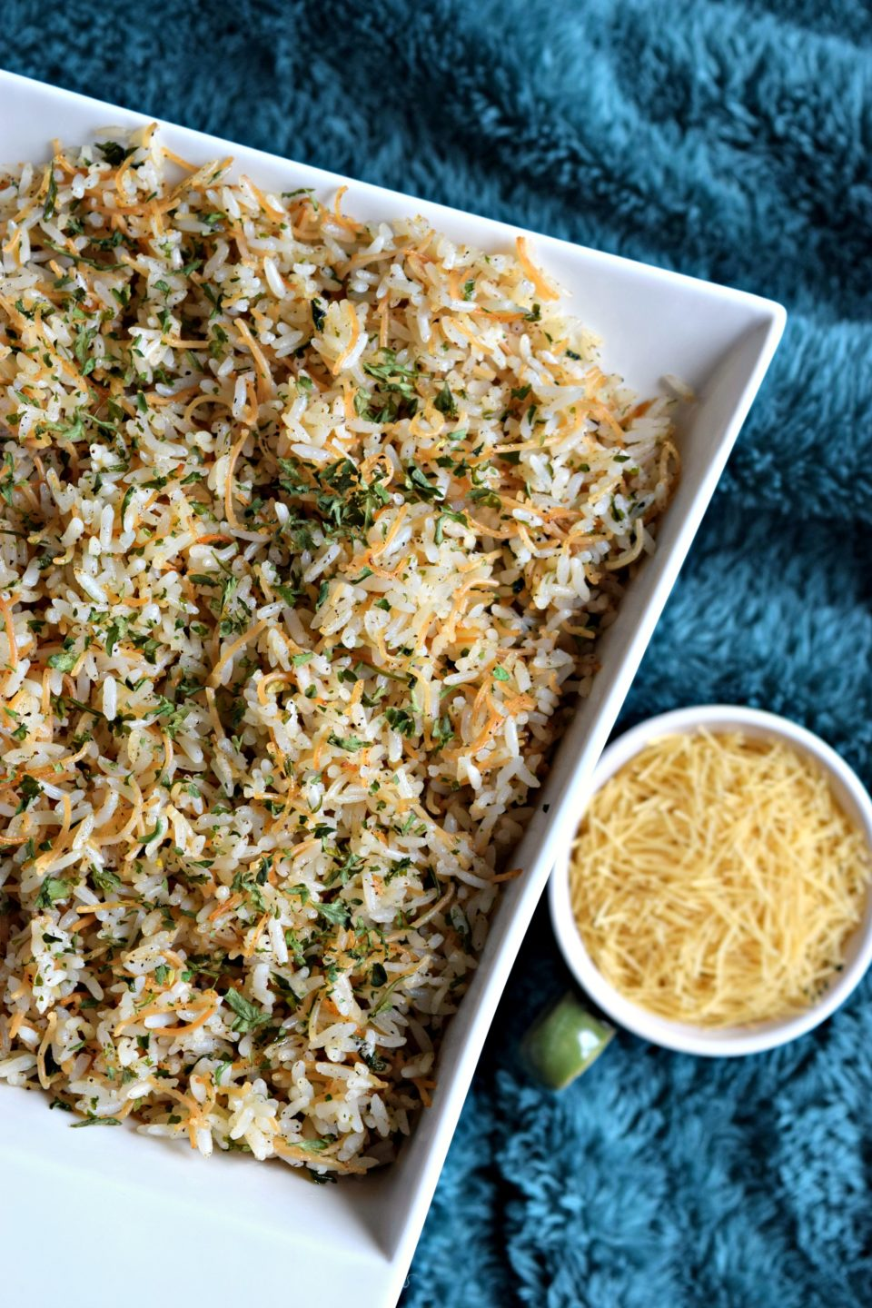 Lebanese Rice With VermicelliFlavors Of Rice International Cuisine