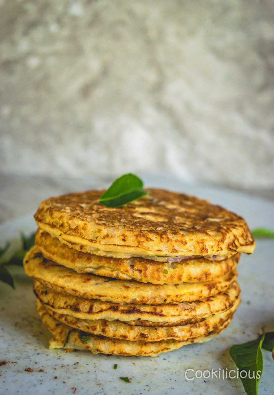 Healthy Oats & Veggie Mini PancakesAppetizers & Snacks Power Breakfasts
