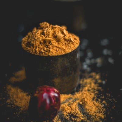 Molagapudi | Gunpowder For Idly & Dosa