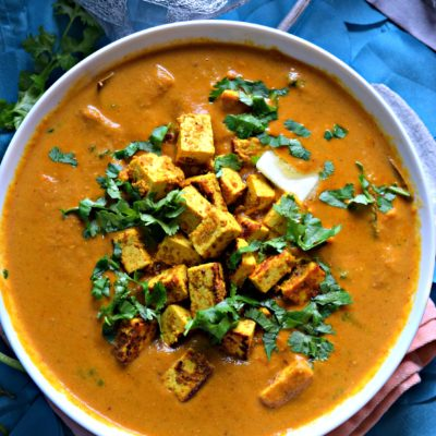 Vegan Tofu Tikka Masala – A Healthy Indian Meal