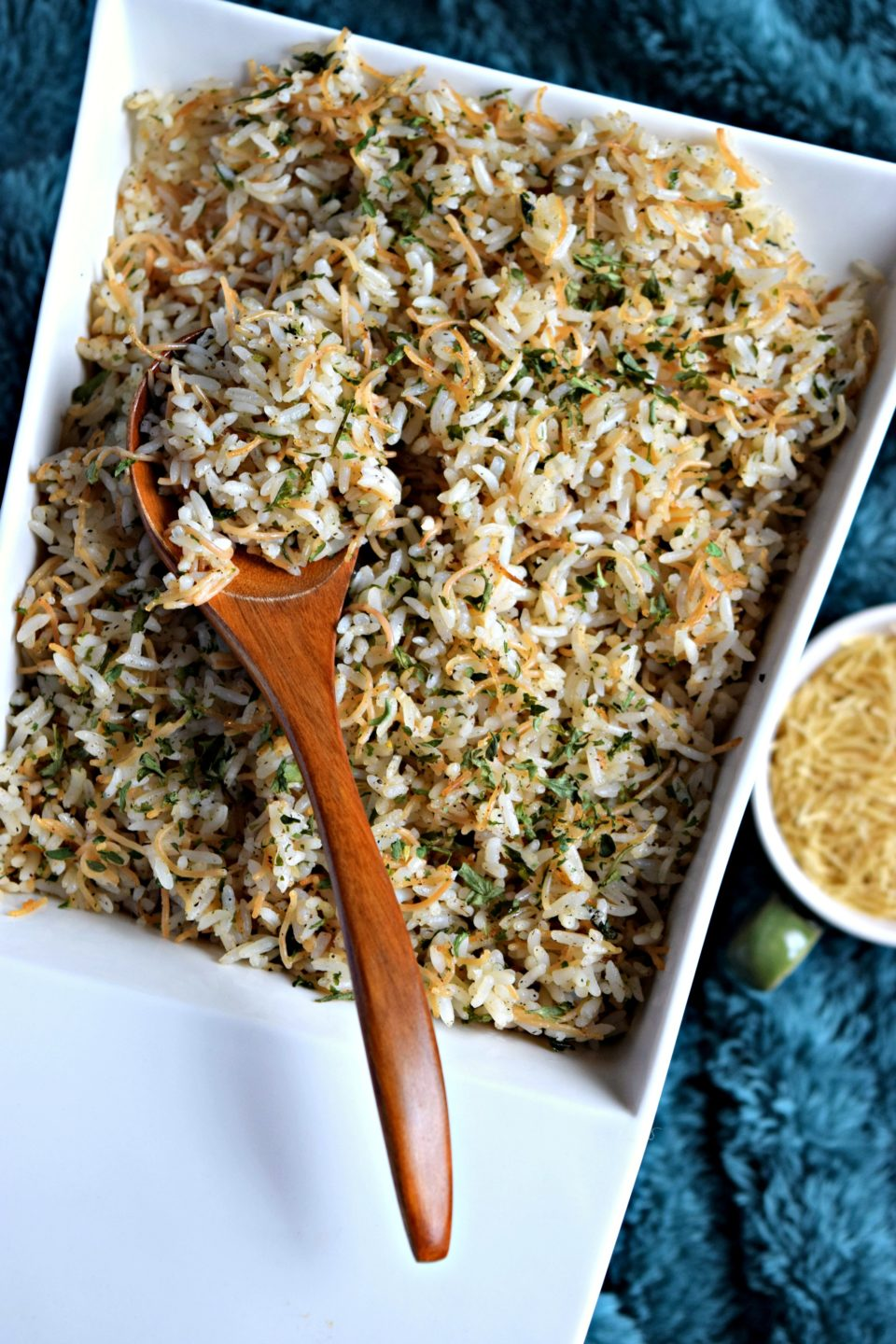 Lebanese Rice With Vermicelli Cookilicious