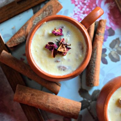 Apple Khoya Kheer – An Indian Dessert!