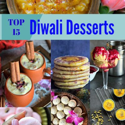 15 Desserts to try this Diwali!