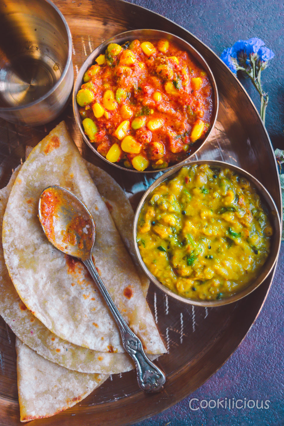 Vegan Edamame & Sweet Corn GravyCurries & Gravies
