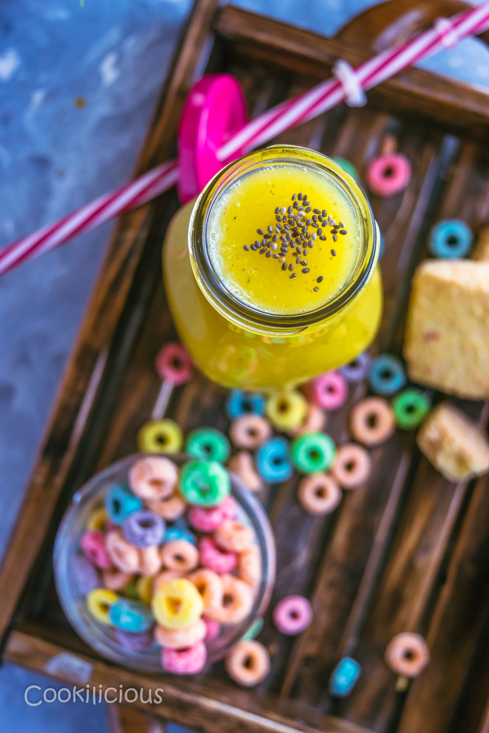 How a Kiwi Detox Smoothie can keep you in Good Shape!Drinks Power Breakfasts