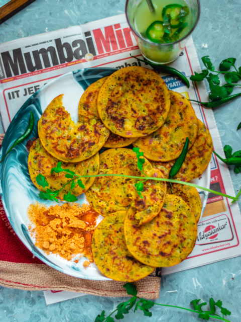 South Indian Mini Masala Uttapam With VegetablesAppetizers & Snacks Power Breakfasts South Indian