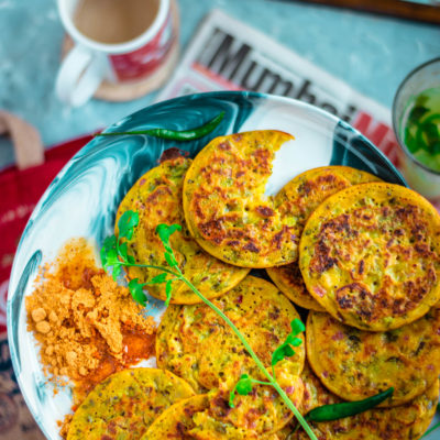 South Indian Mini Masala Uttapam With Vegetables