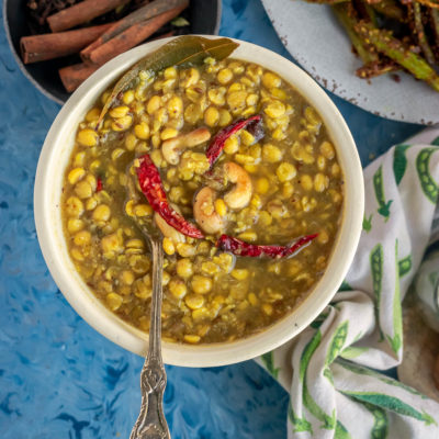 How To Make Bengali Style Cholar Dal With Chana DalSoups & Lentils