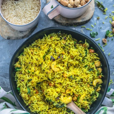 How To Make Easy Masale Bhat Maharashtrian Style