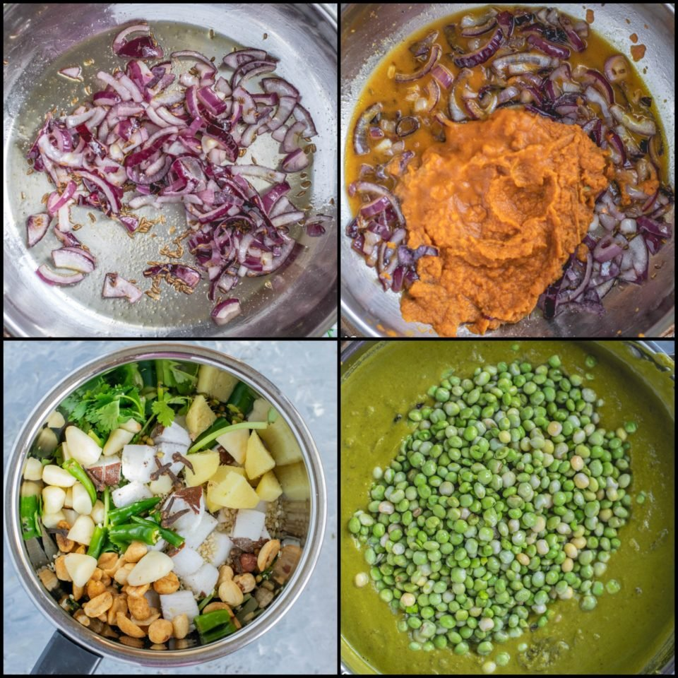 Quick & Easy Pumpkin & Pigeon Peas Vegan CurryCurries & Gravies