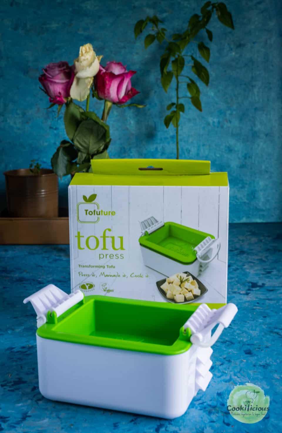 image of tofuture tofu press