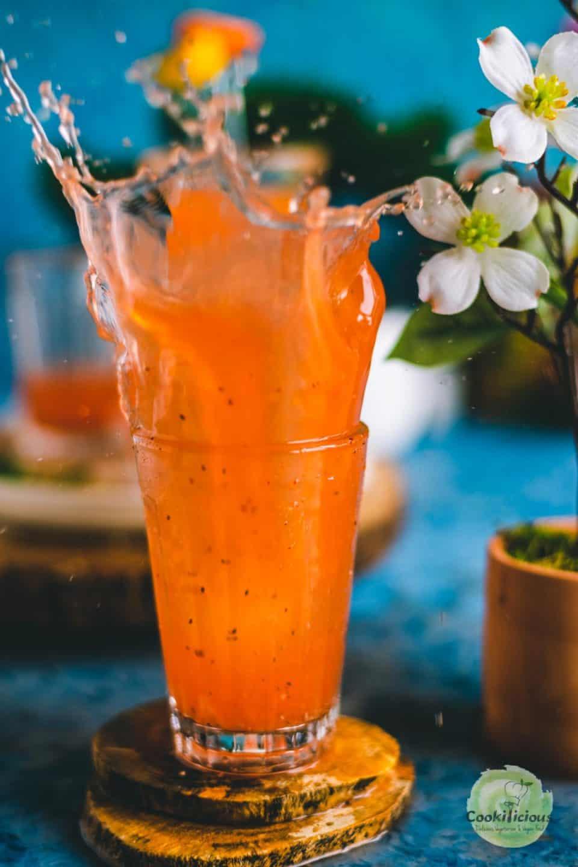 splash photo of Rose Lemonade