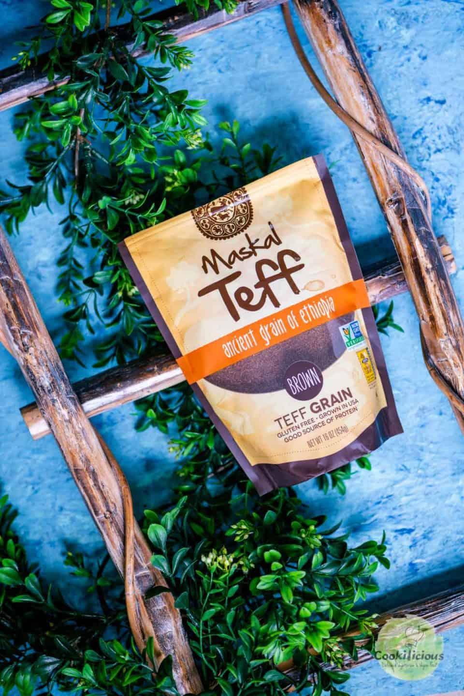 Maskal Teff grains packet